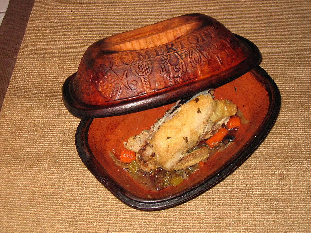 Garnek rzymski – długa i fascynująca przygoda kulinarna